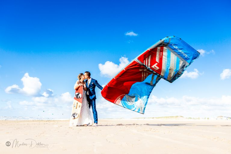 Trouwen op het strand  Hoek van Holland – Larissa & May