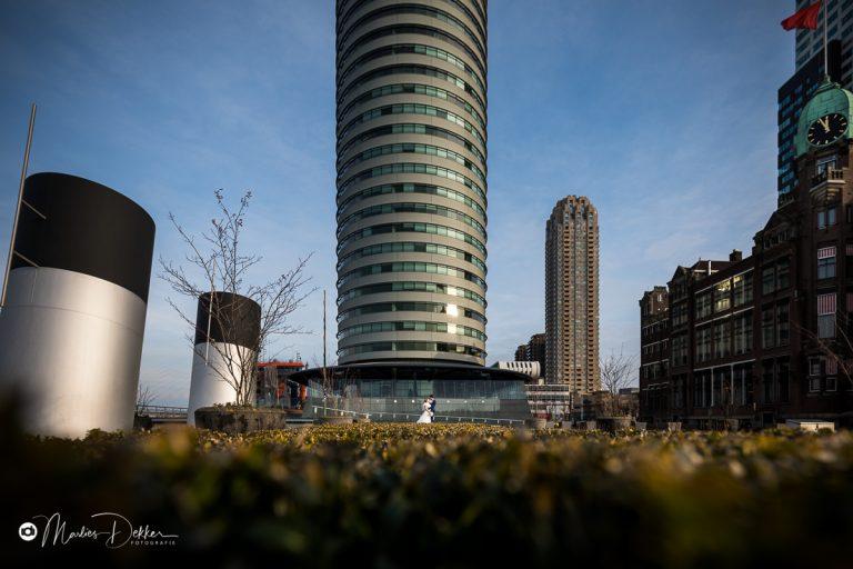 Trouwfotograaf Rotterdam – Winterbruiloft