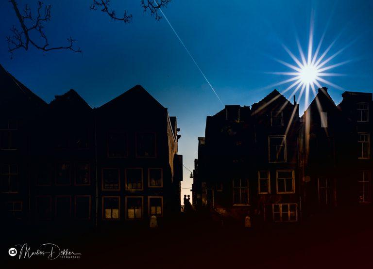 Trouwfotograaf Bruidsfotograaf stadhuis Dordrecht – Kelly & Ruben
