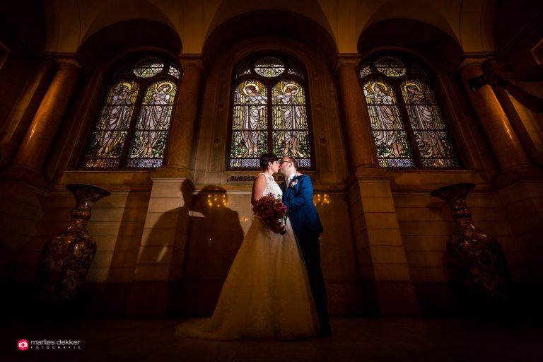 Bruidsfotograaf Rotterdam – Diana & Casimir