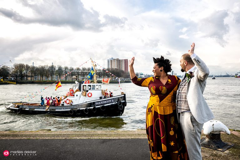 Bruidsfotografie Wereldmuseum Rotterdam – Ashley & Levent