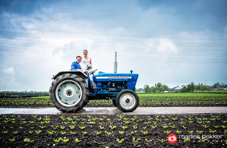 Trouwen in Zuid Holland – Lisanne & Lennart