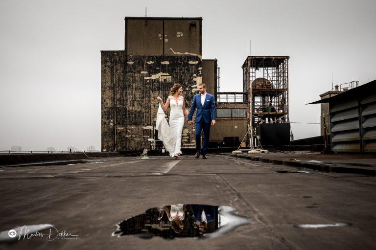 Bruidsfotografie Rotterdam Nhow – Eau Lounge