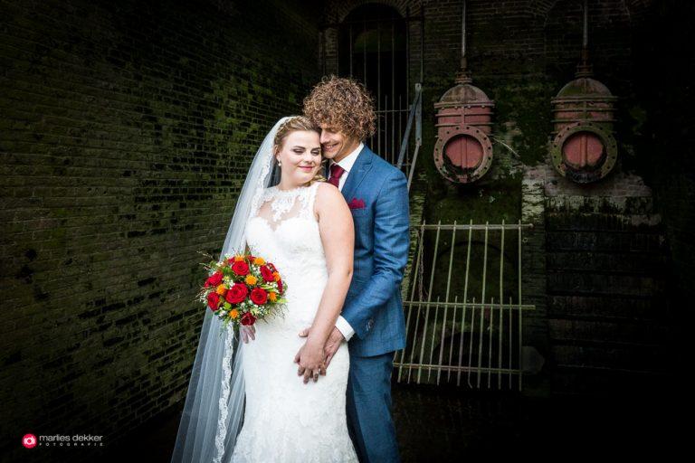 Bruidsfotografie Rotterdam – Hellevoetsluis / Poortugaal Melody & Richard