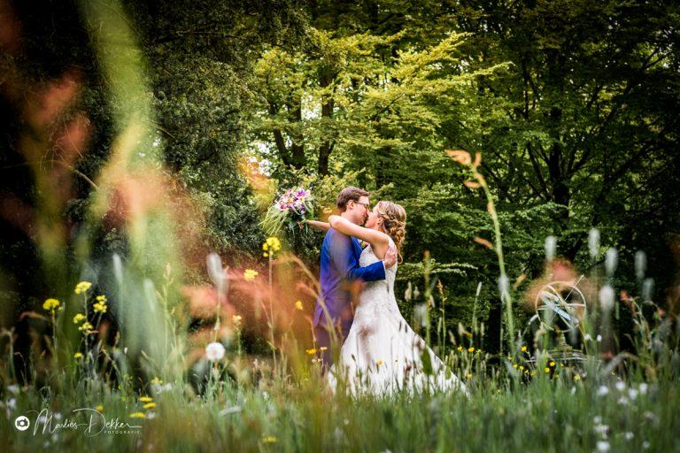 Trouwen in Kasteel Duivenvoorde – Jasmijn & Christiaan