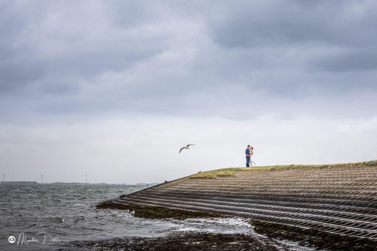 Trouwen in Zeeland Trouwfotograaf Zeeland – Jolien & Michel