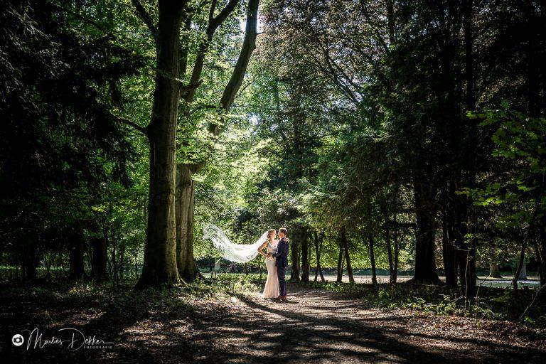 Trouwen op landgoed Duin & Kruidberg Trouwfotograaf Santpoort – Suzan & Alexander
