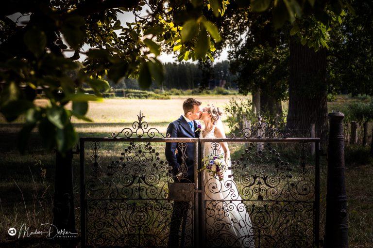 Trouwfotograaf Kasteel Heeswijk – Melanie & Jasper