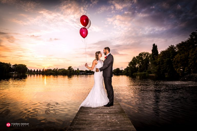 trouwfotograaf Rotterdam – Anita en Samuel