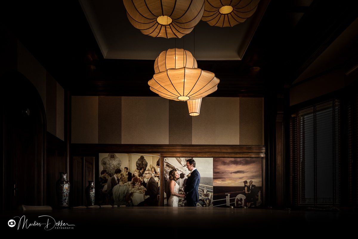 trouwfotograaf rotterdam hotel new york
