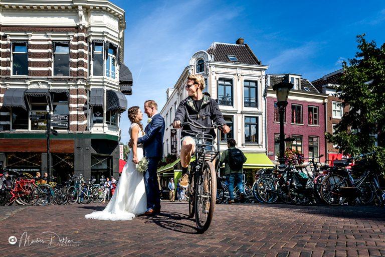 Trouwfotograaf Utrecht – Trouwen in Utrecht Joëlle & Gerd