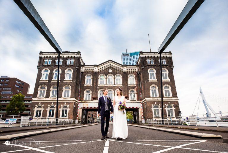 Trouwfotograaf Rotterdam – Anne & Sebastiaan