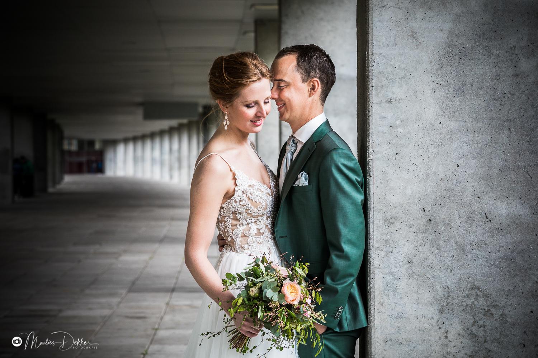 Bruidsfotografie Rotterdam Bergsche plas