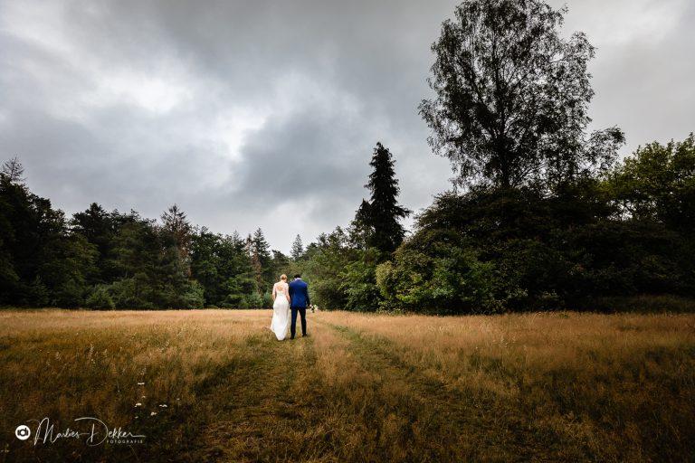 Bruidsfotografie Trouwen Kasteel Hooge Vuursche Baarn
