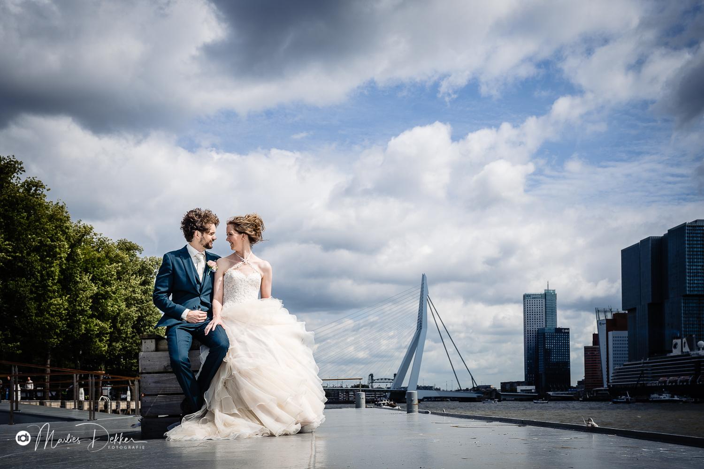 Trouwfotografie Rotterdam Trouwen in  Lommerrijk
