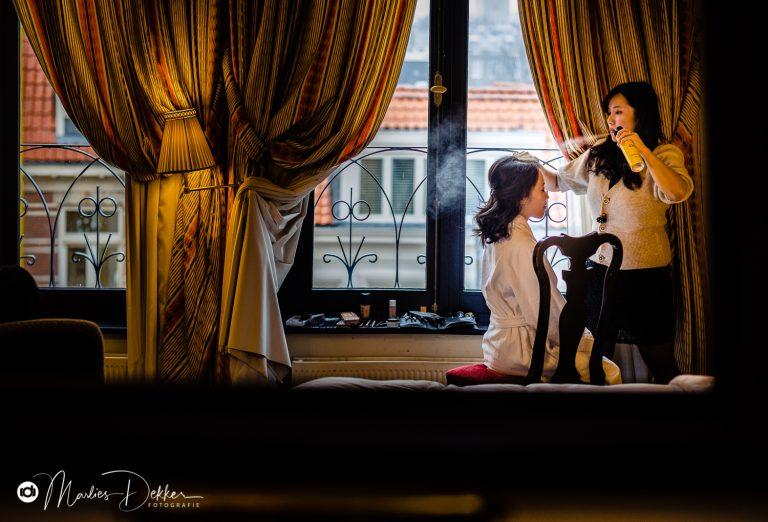 Trouwfotografie Des Indes Den Haag