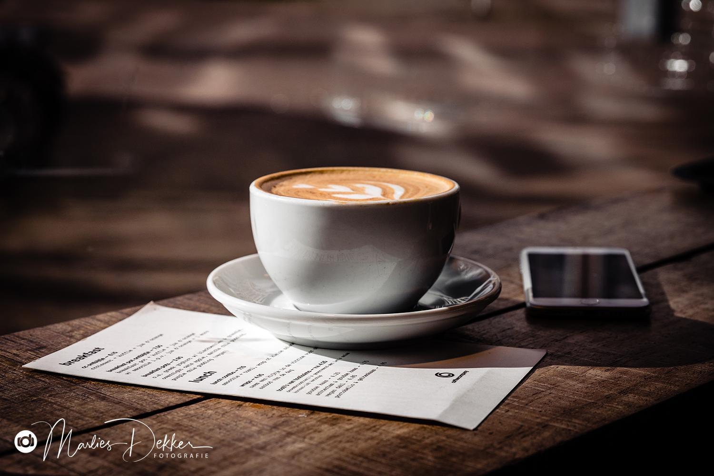 Coffee Company Rotterdam Interieurfotografie