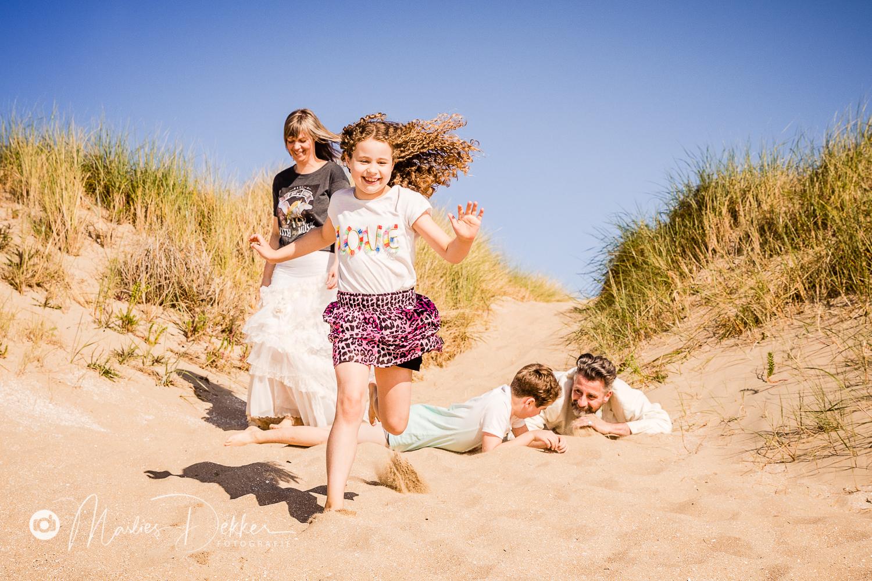 familie fotoshoot gezinsfotoshoot strand