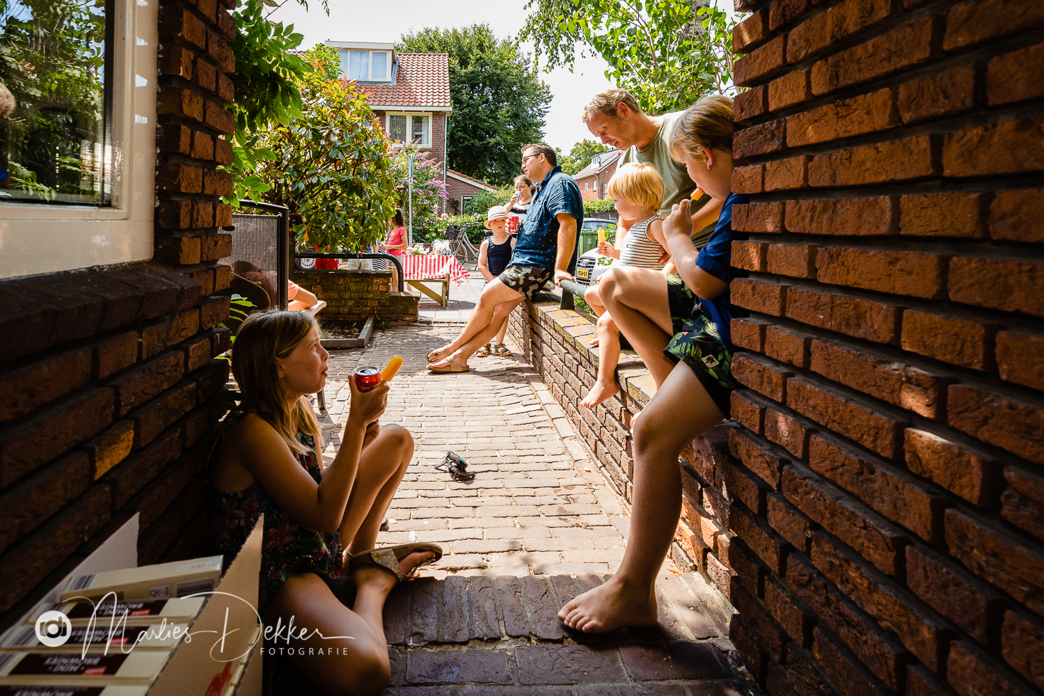 Day in the life - Gezinsfotografie