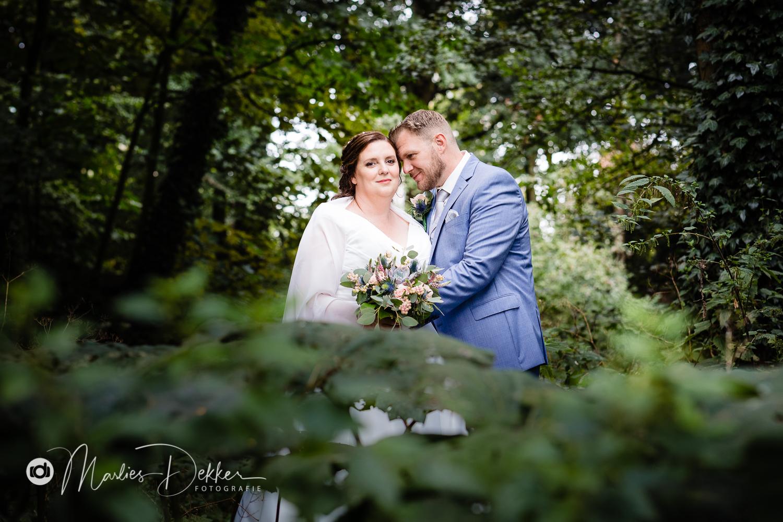 bruidsfotografie rotterdam dudok in het park